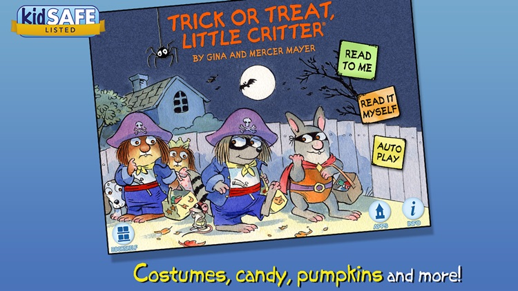 Trick or Treat -Little Critter