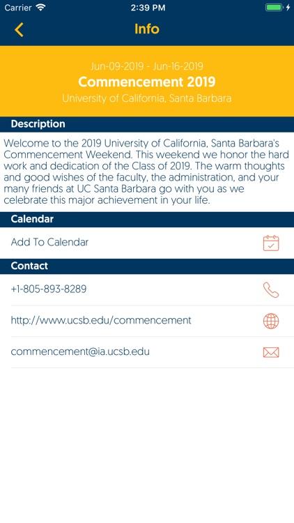 Ucsb Calendar.Uc Santa Barbara Events By Ucsb