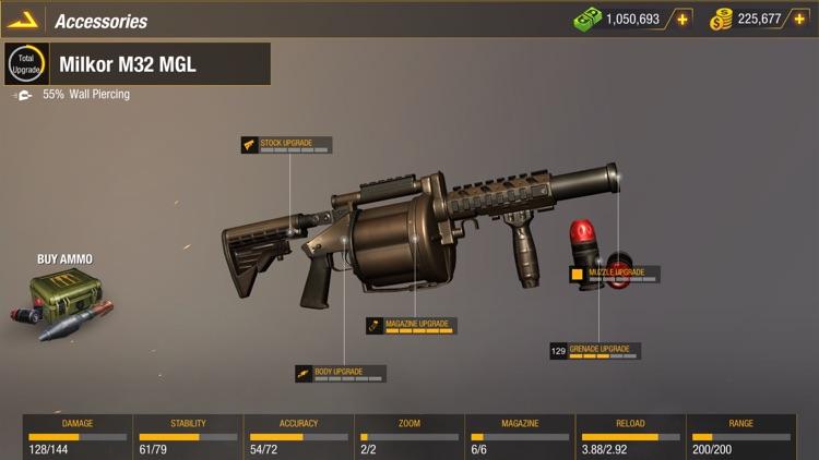 Bullet Strike: Sniper 3D PvP screenshot-8