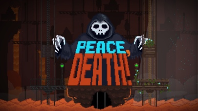 Peace, Death! iphone картинки