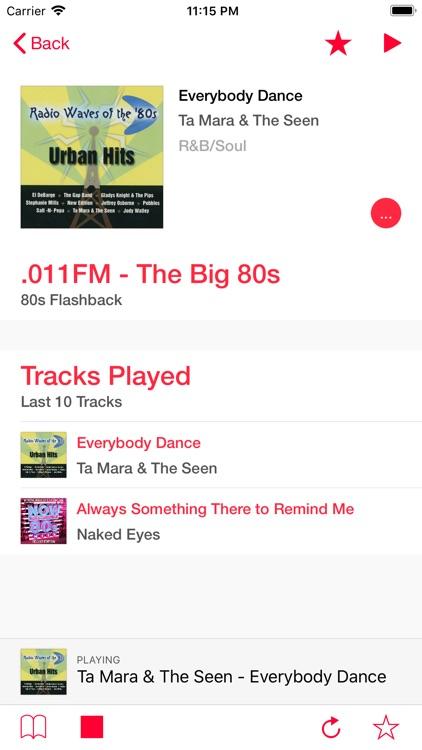 Revo Radio screenshot-5