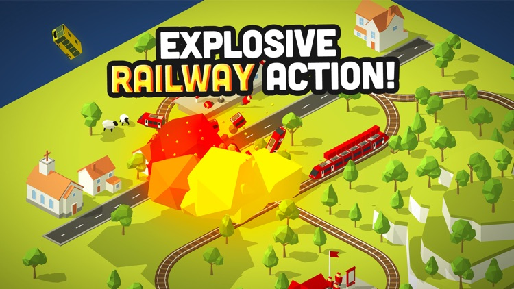 Conduct THIS! – Train Action screenshot-0