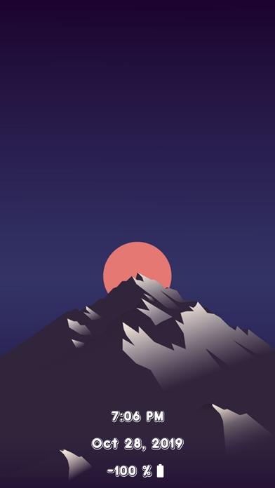 ClockDisplay - Time Wallpaper screenshot 2