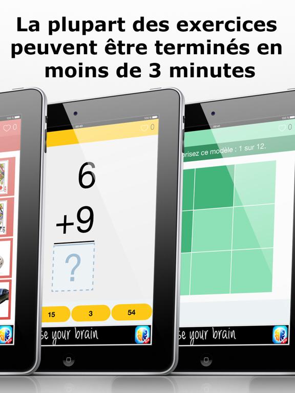 Screenshot #6 pour Jeux d'esprit Pro