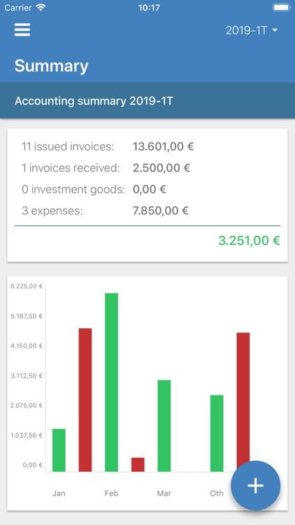 Contasimple – Invoices screenshot-4