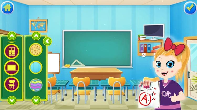 Princess Teacher - School Day screenshot-3