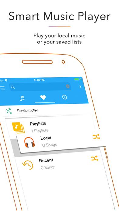 Screenshot for Tubidy: Mp3 & Audio Streaming in Jordan App Store