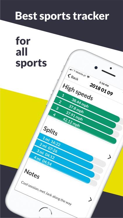 BTB Sports Tracker - Longboard screenshot-9