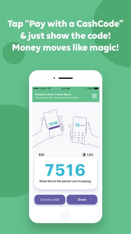 Mezu - The Global Payment App