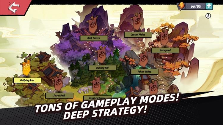 Tactical Three Kingdoms T3K screenshot-6