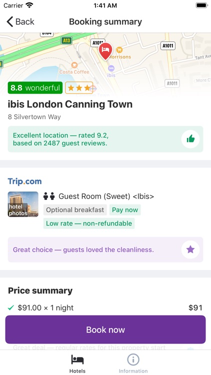 Cheap Hotels - Hotel Deals screenshot-6