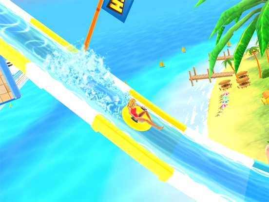 Uphill Rush Water Park Racing для iPad