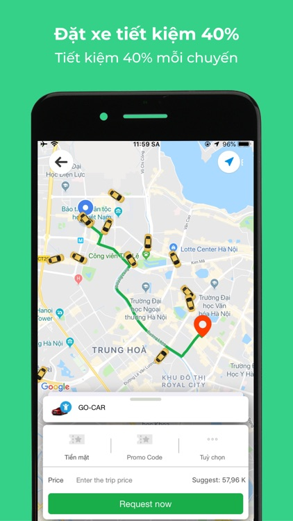 MyTaxi - Vietnam ride-hailing by GOECO VIET NAM TECHNOLOGY JSC