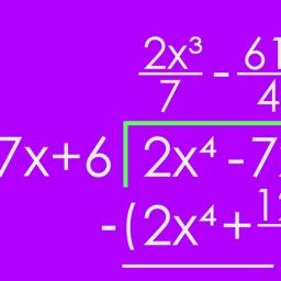 Polynomial Long Division