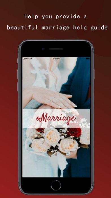 Screenshot for oMarriage in United States App Store