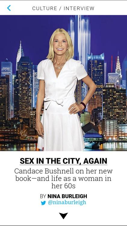 Newsweek International screenshot-4