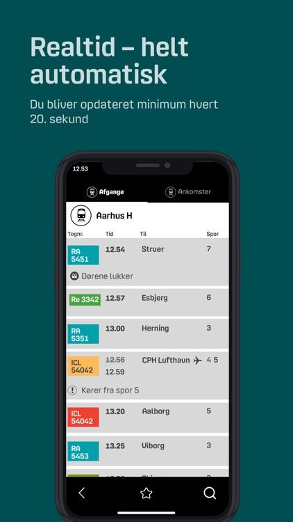 Din Station - Tog og S-tog screenshot-3