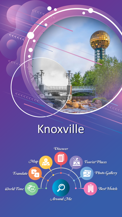 Knoxville Tourism screenshot 2