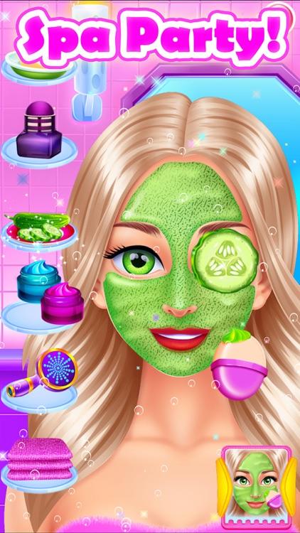 Face Paint Party Makeup Salon screenshot-8