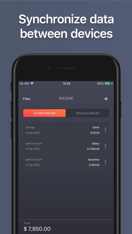 Net Worth - BalanceViewer screenshot-4