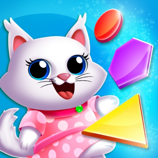 Baby games - Shapes & Puzzles