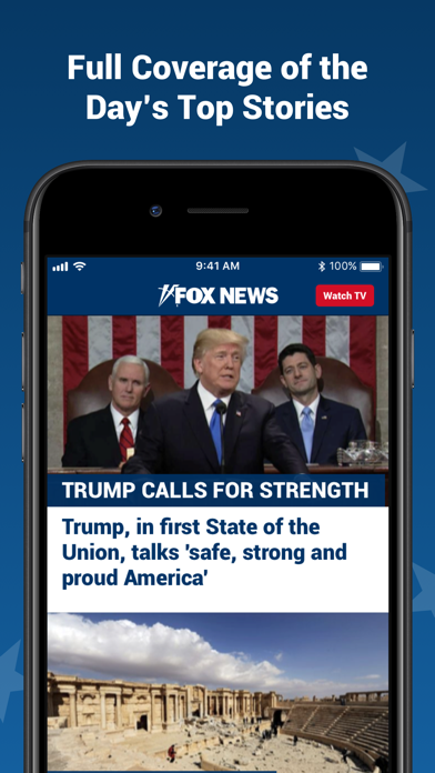 cancel Fox News: Live Breaking News app subscription image 1
