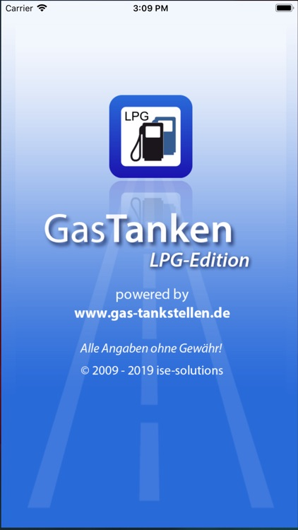 Gas Tanken (LPG-Edition)
