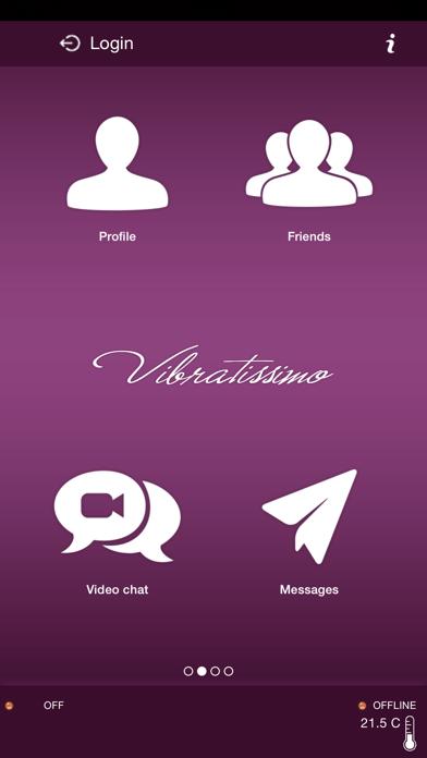 Vibratissimo screenshot two