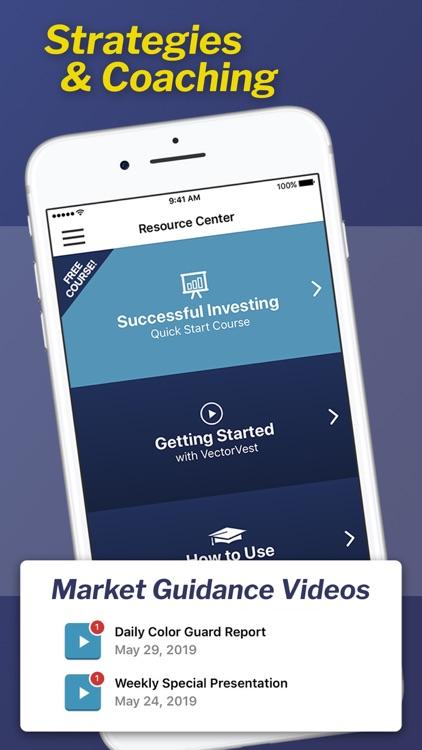 VectorVest Stock Advisory screenshot-4