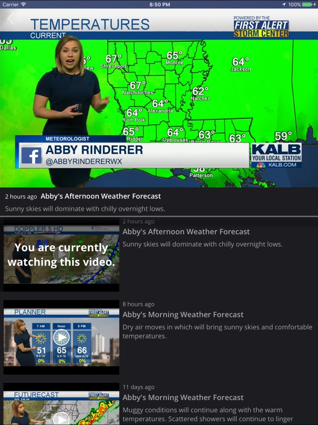 KALB WX on the App Store