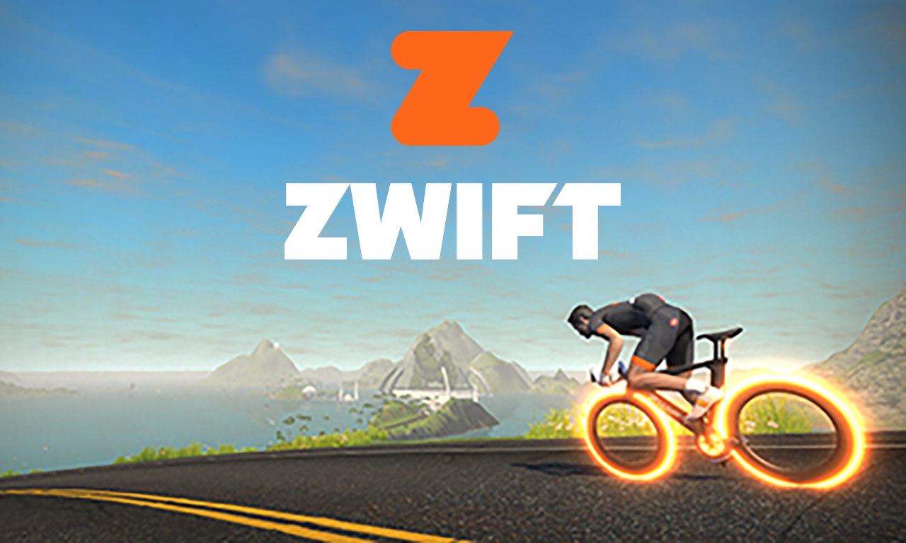 Zwift: Ride and Run