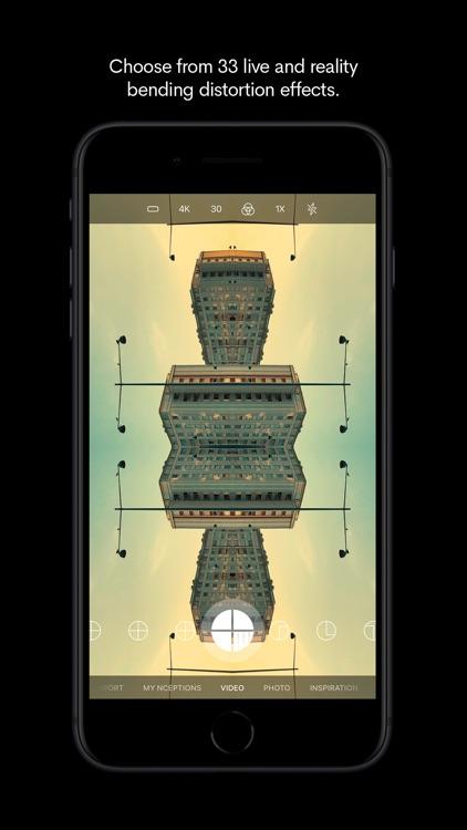 Nception – Distortion Effects screenshot-0