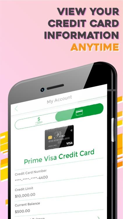 Prime Gems loan & credit card screenshot-4