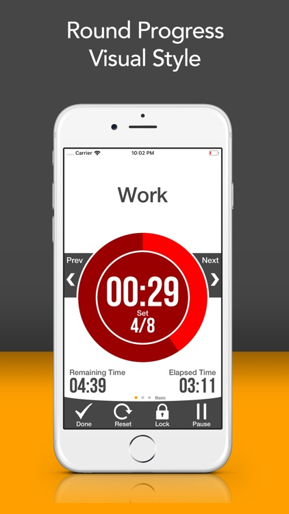 Circuit Training Timer Lite screenshot-5