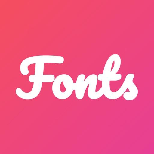 Fonts for Instagram Keyboard+