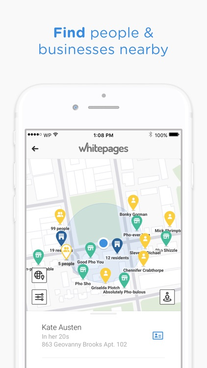 Whitepages People Search screenshot-3