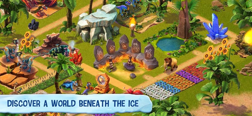 Ice Age Village hack tool