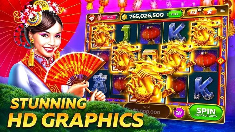 Casino Games - Infinity Slots screenshot-5