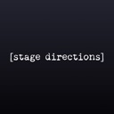 Stage Directions Stickers