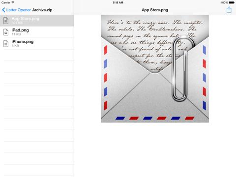 Letter Opener - Winmail ビューアのおすすめ画像3