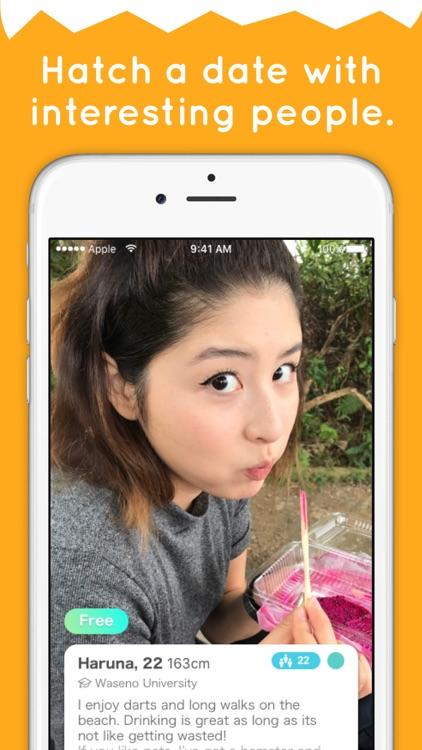 Hatch - Meet People in Japan screenshot-3
