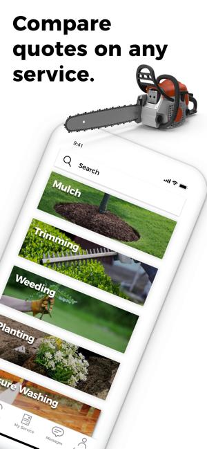 LawnGuru Lawn Snow & Garden on the App Store