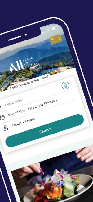 Accor All - Hotel booking on the App Store