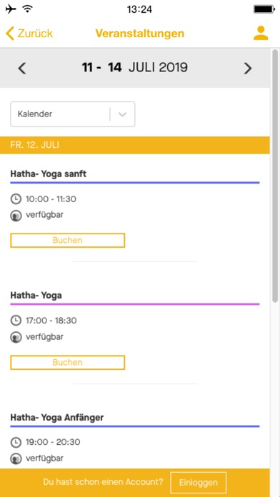 Yogazentrum BuxtehudeScreenshot von 3