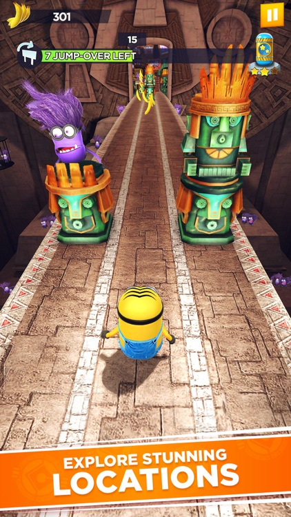 Minion Rush screenshot-4