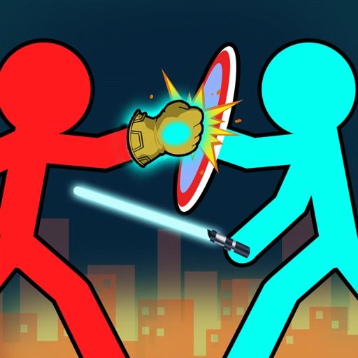 决斗火柴人-意想不到激斗另类游戏