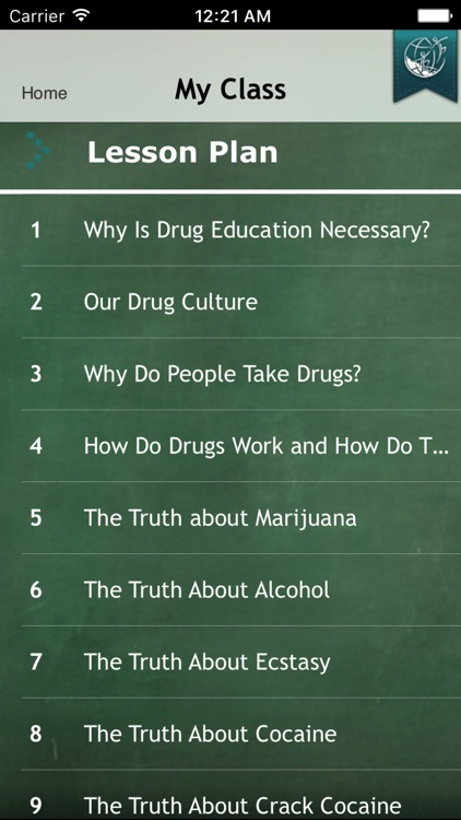 Truth About Drugs Education