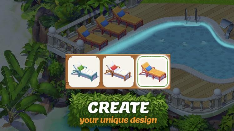 Tropical Forest: Match 3 Mania screenshot-6