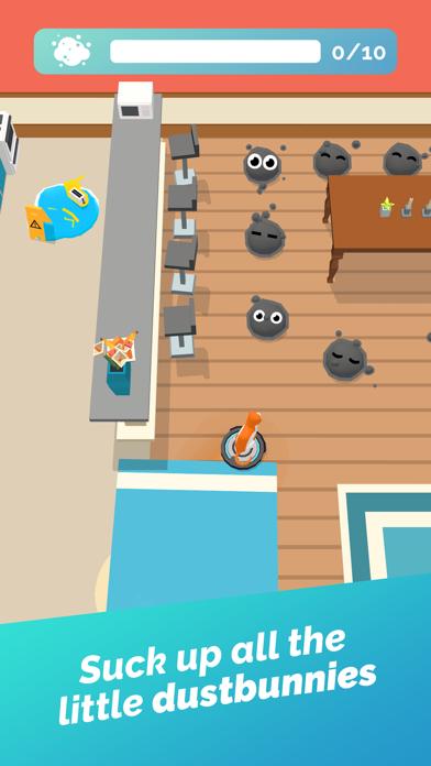 Silly Robot Clean-Up screenshot 3