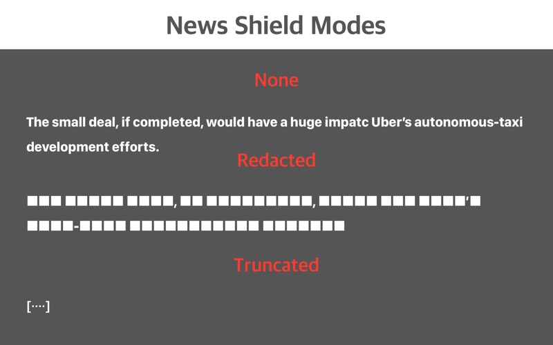 News Shield for Mac